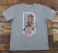 f2da945c179e item 1 Nike Jordan CHRIS PAUL CP3 Trading Card Short Sleeve Gray Dri-Fit T- Shirt Size L -Nike Jordan CHRIS PAUL CP3 Trading Card Short Sleeve Gray Dri- Fit ...