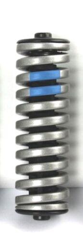by,schulz Fahrrad Federelement für G.Serie LT hart// 100-130 kg blau