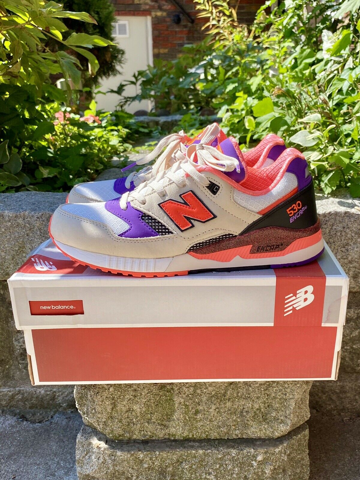 Size 9 - New Balance M530 x West NYC Project 530 for sale online ...