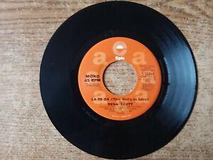 Selten-Promo-1973-Mint-Exc-Rena-Scott-La-Te-Da-This-Maedchen-in-Love-11064