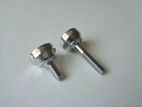*NOS Vintage 1980s Campagnolo Croce D/'aune delta brake centre bolts pair *