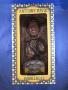Details About Anthony Davis Rare Bobblehead Mardi Gras Uniform Nba New Orleans Pelicans Mint