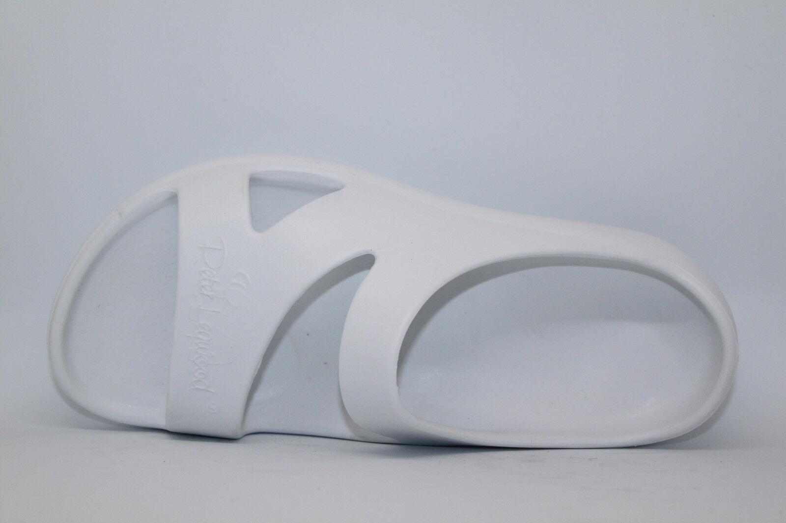 PETER LEGWOOD DOLPHIN BIANCO Damens Ciabatta posturale Aequos confort System confort Aequos 5bed37