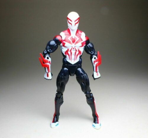 """Marvel Legends Multiverse 2099 Spiderman Far From Home 6/"""" Loose Action Figure"""