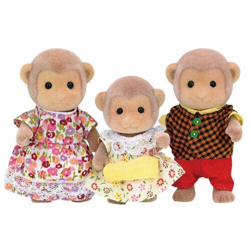 Sylvanian Families Famiglia Scimmie Set