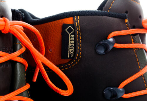 HAIX protector light pro corte protección botas talla 43 SSK 1 impermeable