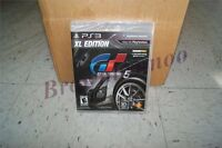 Gran Turismo 5 Xl Edition W/ Bonus Cars Ps3