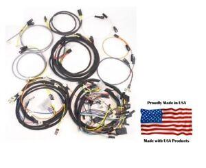 Details about Complete Wiring Harness John Deere 3020 sel Tractor Power on john deere 3020 diagram, john deere 3020 battery hookup, john deere 3020 generator, john deere 3020 oil cooler, john deere 3020 motor, john deere 3020 engine, john deere 3020 fender, john deere 3020 coil, john deere 3020 headlights, john deere 4020 wiring diagram, john deere 3020 water pump, john deere tractor wiring, john deere 3020 spark plugs, john deere 3020 distributor, john deere 3020 fuel filter, john deere 3020 diesel, john deere radio harness, john deere 3020 solenoid, john deere 3020 manual, john deere 3020 resistor,