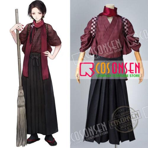 Touken Ranbu Kashuu Kiyomitsu Casual Clothing Cosplay Costume Cosonsen All Sizes