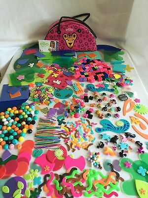 ello Creation System 795 Pieces Jungala Create & Carry Deluxe Set