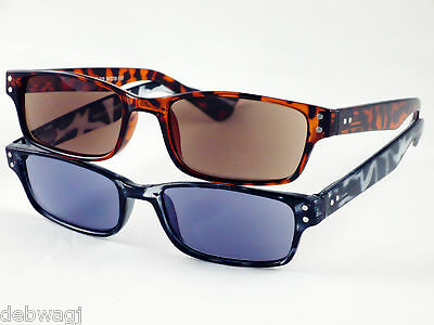 Womens Vintage READING SUNGLASSES +1 1.5 2.0 2.5 3.0 3.5 4.0 Retro Tortoiseshell