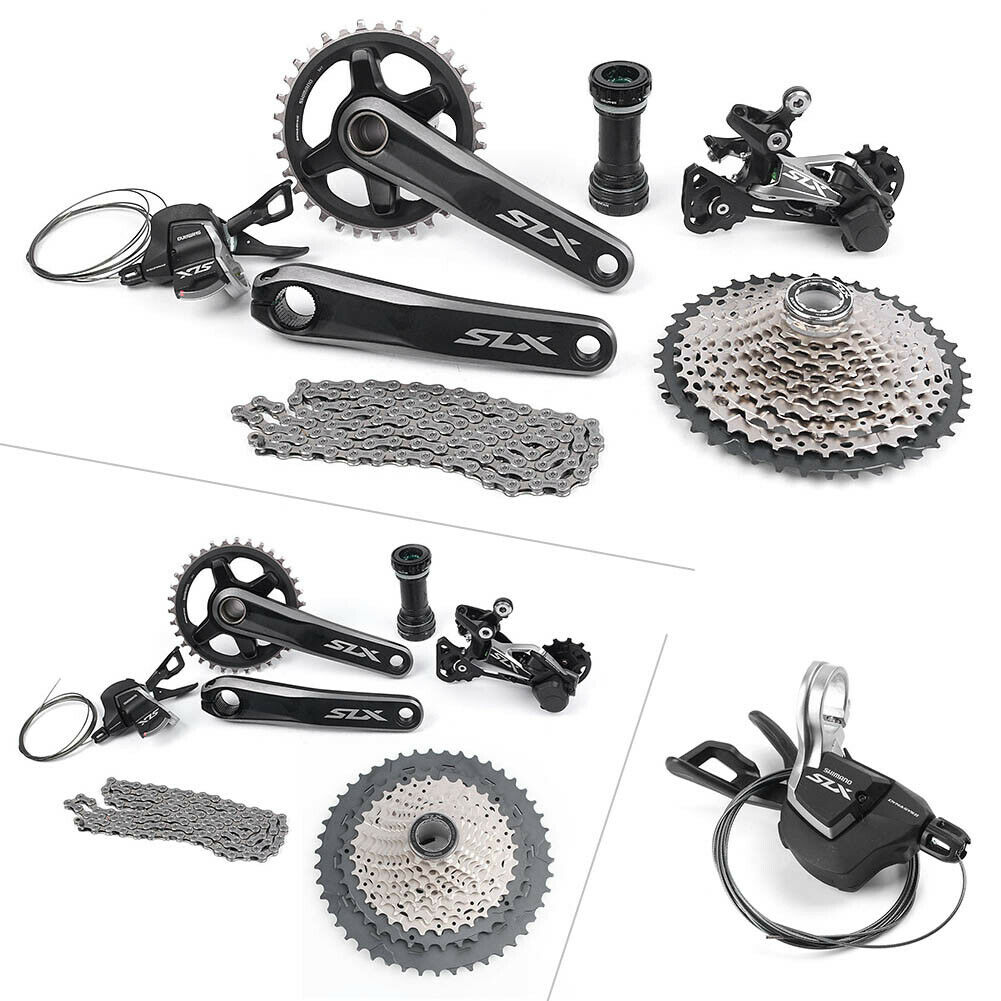 SLX M7000 11Speed Groupset 1142T 1146T For SHIMANO 170175mm Mountain Bike