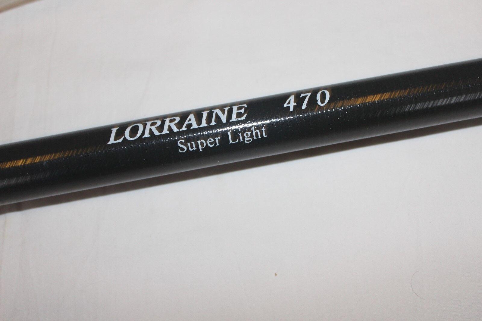 LERC LORRAINE FRANCE-STIPPRUTE-4,70m-Nr-430 470-MADE IN FRANCE-STIPPRUTE-4,70m-Nr-430 LORRAINE cdb5be