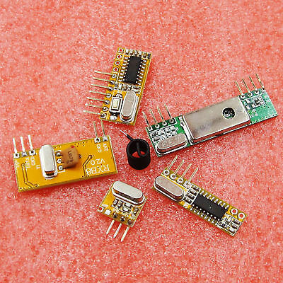 Wireless 433Mhz Superheterodyne Receiver RXB8//6 RXB14 RXB12 RXC6 for Arduino NEW