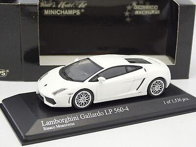 1:43 Lamborghini Gallardo LP560-4 Polizia Minichamps