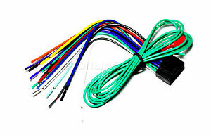 s l300 wire harness for jvc kw avx740 kwavx740 *pay today ships today* ebay jvc kw-avx740 wiring harness at aneh.co