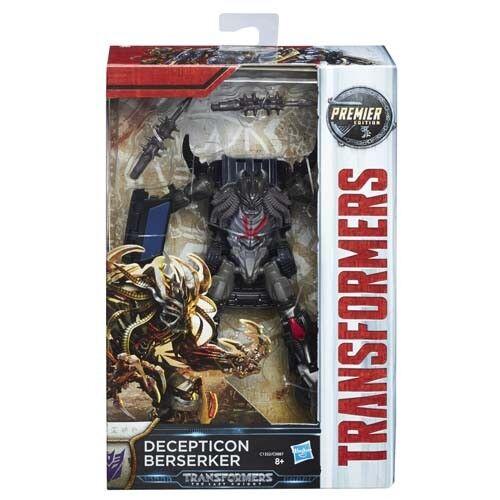 Hasbro Transformers 5 _ Deluxe Berserker, Action Figures