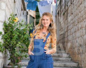 Mamma-Mia-Here-We-Go-Again-2018-Lily-James-10x8-Photo