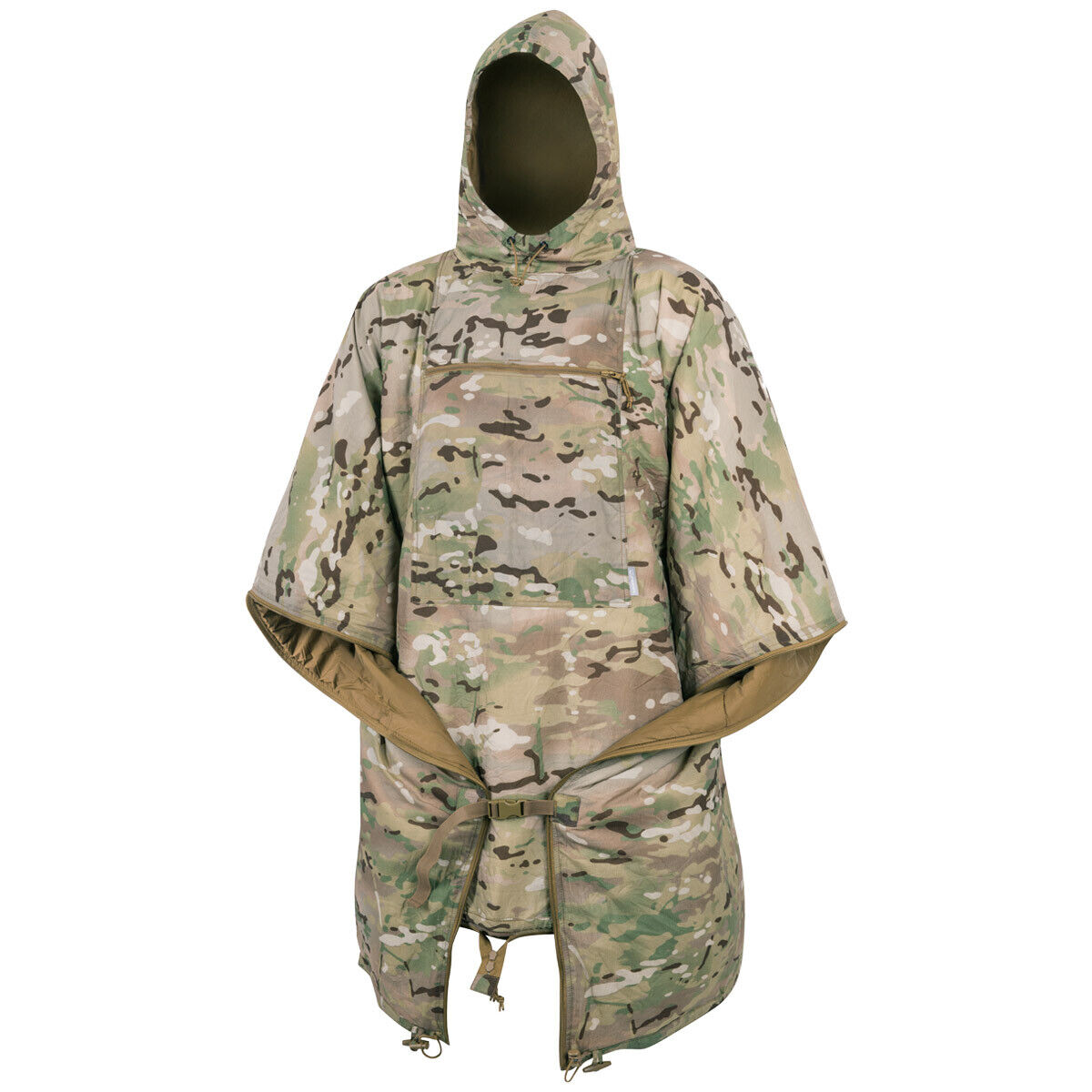 Helikon Swagman Roll Insulated Poncho Long Coat Liner Climashield Apex  Camogrom  we take customers as our god