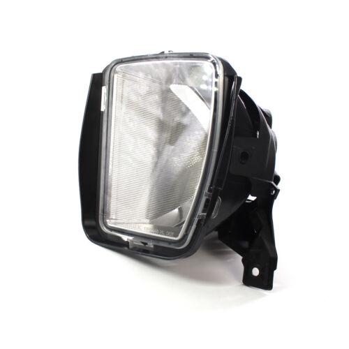 1pcs Left Bumper Clear Fog Light Lamp Replacement for 2013-2018 Dodge Ram 1500