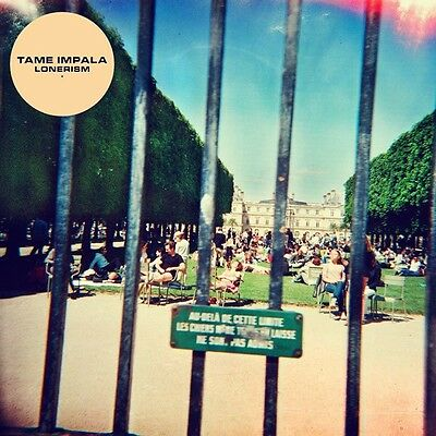 Tame Impala LONERISM Modular Recordings NEW SEALED Vinyl 2 LP