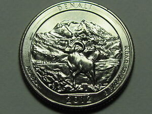 2012 D Denali Park Quarter From Uncirculated Mint Sets Combined Shipping