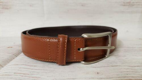 Miguel Bellido Mens Leather Belt