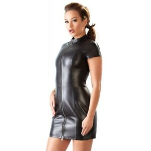 ZADO-mini-abito-in-pelle-catsuit-chemise-badydoll-miniabito-sexyshop-sadomie-BDS