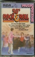50's Rock And Roll - Various Artists - Cassette -