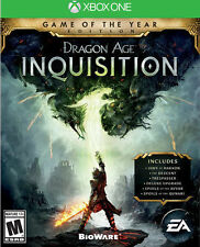 Dragon Age Inquisition Game of the Year Edition (Microsoft Xbox One) - COMPLETE