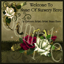 ~~WINTER ROSES REBORN BABY AUCTION TEMPLATE WITH FREE LOGO~~  DOUA