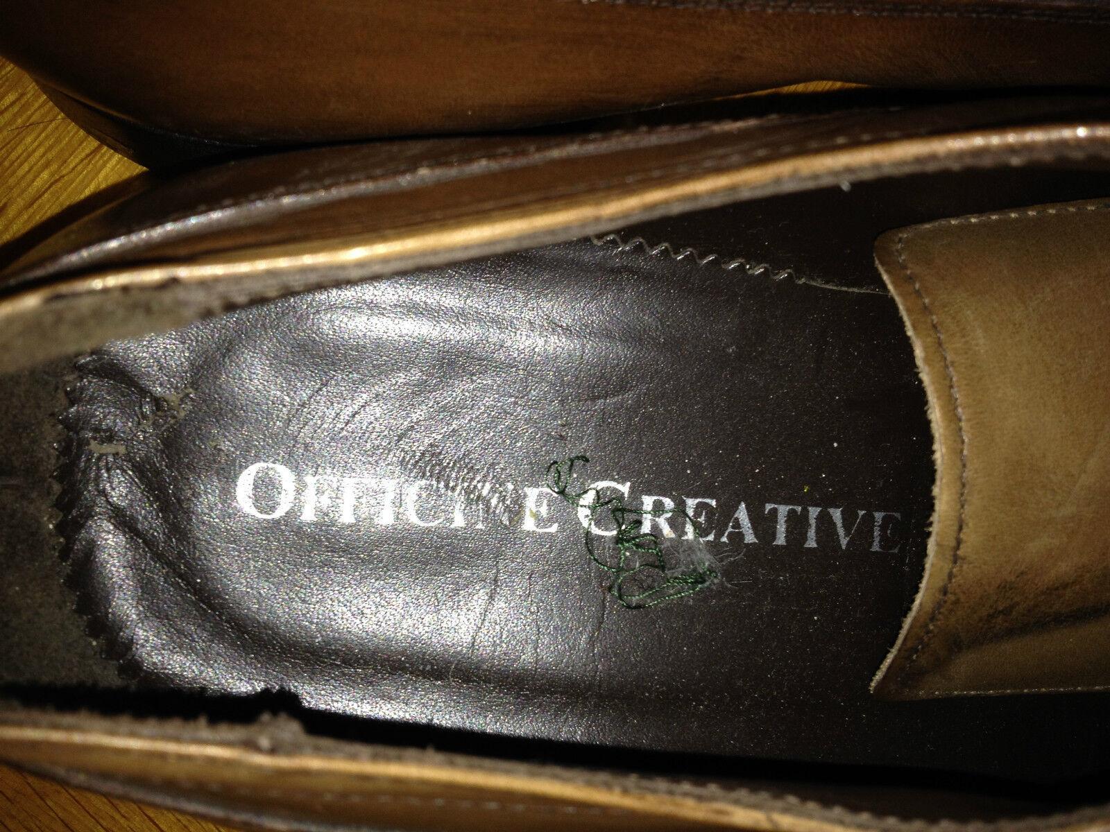 Officine Creative Marronee Marronee normalissime DRESS DRESS DRESS scarpe US 12 EUR 45 46 | Un'apparenza Elegante  | Scolaro/Ragazze Scarpa  40da9f