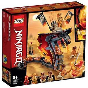 LEGO-Ninjago-Zanna-di-Fuoco