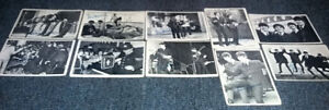 Lot of 27 Beatles 3rd Series Trading Cards 1964 FREE shipping