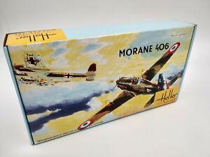 Maquette a monter avion Morane 406 Heller musée France neuve echelle 1:72