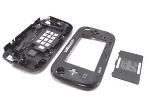 NINTENDO-WII-U-GAMEPAD-HOUSING-SHELL-REPLACEMENT-PART-WUP-010-FRONT-AND-BACK
