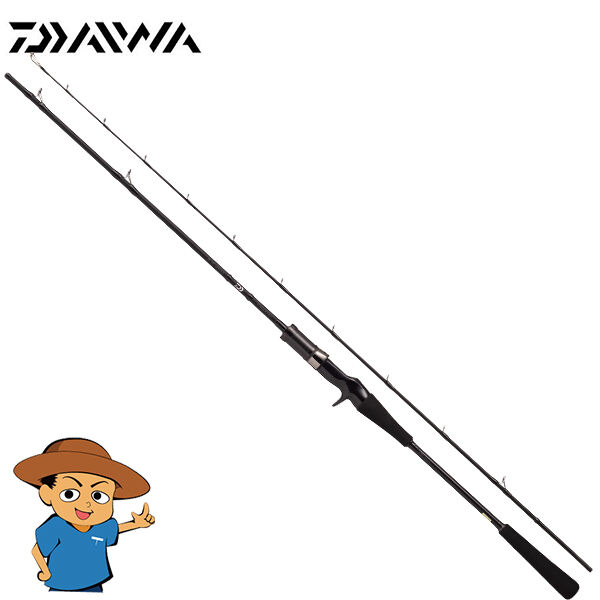 Daiwa CATALINA BJ AIR PORTABLE 66HB-S Heavy 6'6