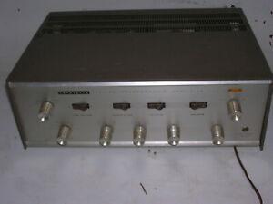 Lafayette-LA350-Tube-Stereo-Amplifier-Restoration-project