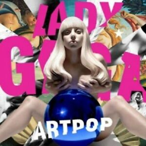 LADY-GAGA-ARTPOP-CD-15-TRACKS-INTERNATIONAL-POP-NEW