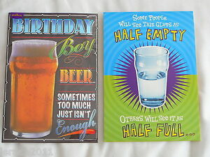 male birthday cards 3d pop up hallmark joke - Free Adult P