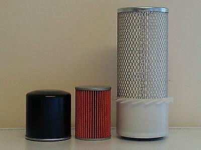 Filter Service Kit Kubota RW25 w//Kubota V1500 Eng