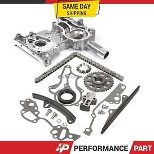 Timing Chain Kit Fits 85-95 Toyota 4Runner Celica 2.4L SOHC 22R 22RE