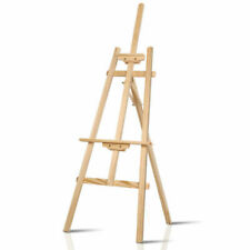 Artiss Easel Pine Wood Art Display Painting Tripod
