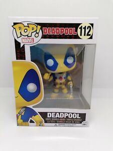 Funko-Pop-Vinyl-Deadpool-yellow-112-Marvel
