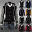 Men-039-s-Winter-Hoodie-Outwear-Sweater-Warm-Coat-Baseball-Jacket-Hooded-Sweatshirt thumbnail 5