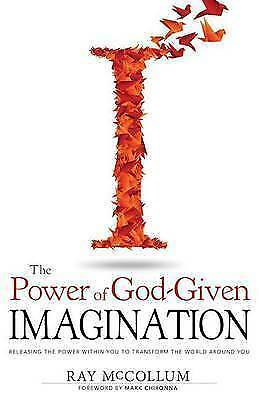 The Power of God-Given Imagination, McCollum, Pastor Ray, Used; Good Book