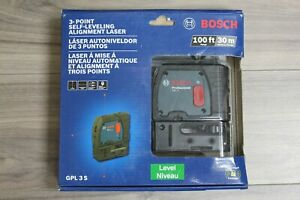 Bosch-Professional-GPL-3-S-3-Point-Self-Leveling-Alignment-Laser