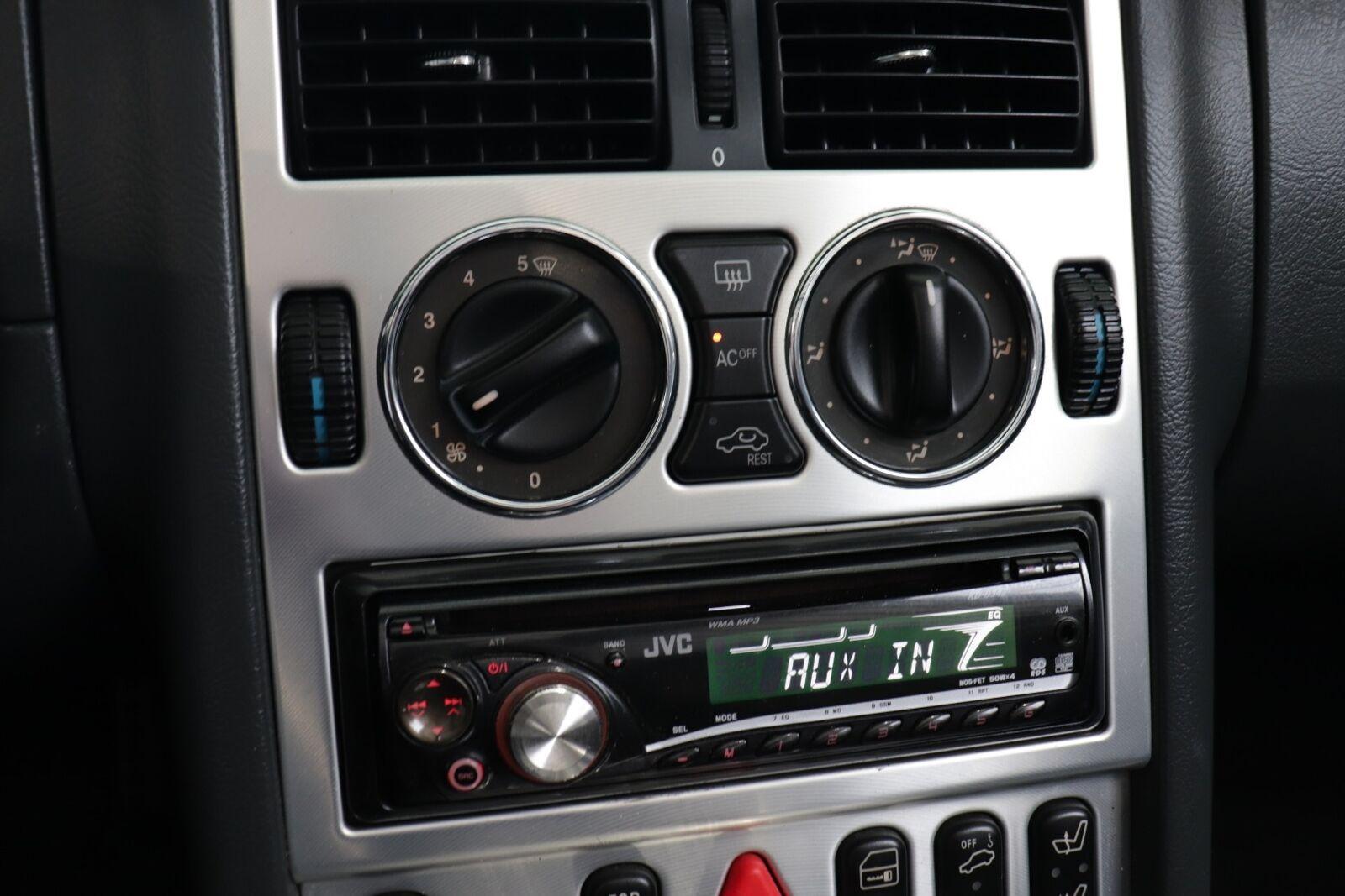 Mercedes SLK230 Komp. aut.
