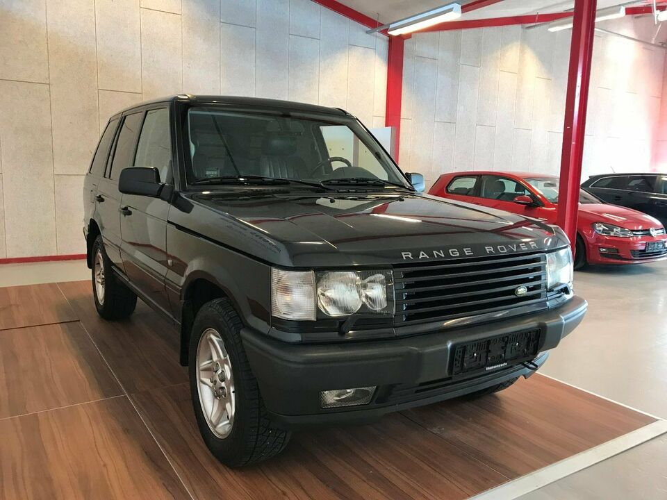 Land Rover Range Rover 4,4 V8 HSE aut. Van Benzin aut.