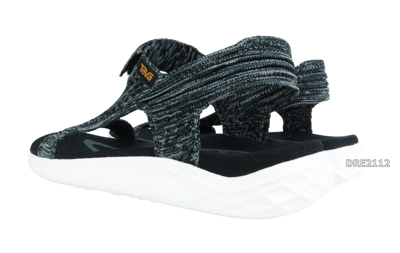 58b84f2bc7a1 ... Teva Terra Float Knit 2 2 2 Universal Black Sandals Mens Size 12  NIB